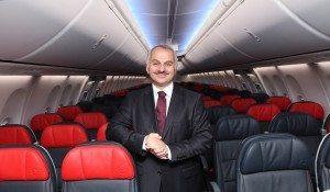 CEO Temel Kotil.