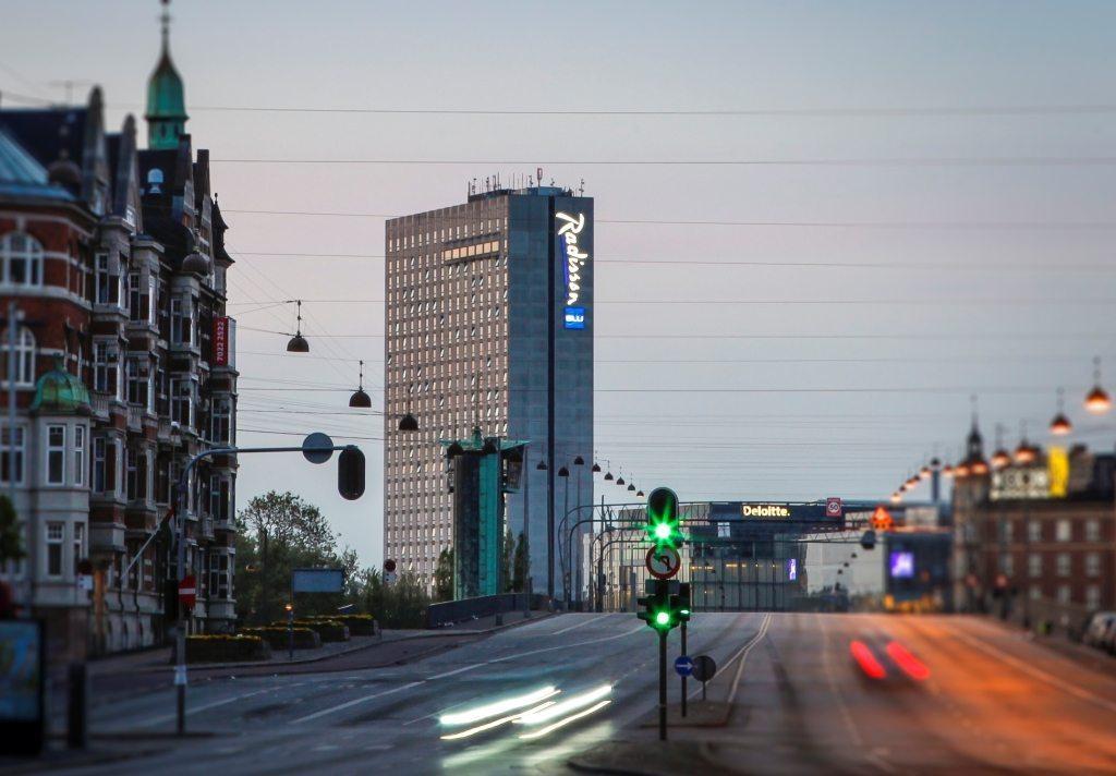 Radisson Blu scandinavia hotel københavn