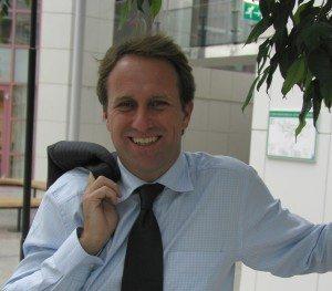 Lars Sandahl Sørensen er fra 1.maj ny topchef i SAS, som koncerndirektør med ansvar for bl.a. driften.