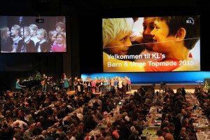 Børne & Unge Topmøde 2015 i AKKC