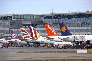 Terminals/Vorfeld/Jets