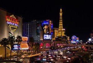 Las Vegas, Nevada, USA, The Strip