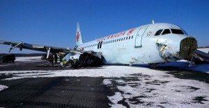 air canada crash