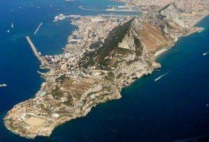 Striden mellem Spanien og England om den engelske besiddelse Gibraltar i Sydspanien påvirker EU-arbejdet.