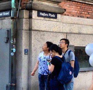 kinesere turisme