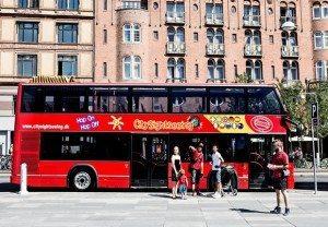 strömma sightseeing bus