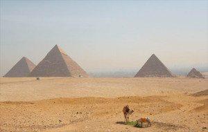 Pyramider egypten