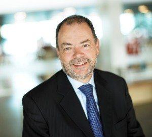 Aalborg Lufthavns direktør Søren Svendsen.