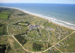 Skallerup Seaside Resort ligger med en unik placering midt i fredet natur nord for Lønstrup.