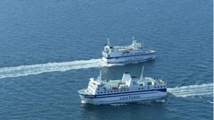 De to små Læsøfærger skal udskiftes med én stor.