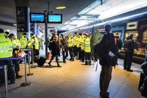 Omkostningerne til ID-kontrol deles af Skånetrafikken og DSB. Foto: News Øresund – Johan Wessman.
