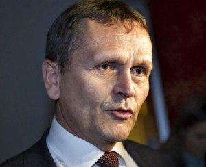 Adm. direktør Flemming Jensen, DSB.