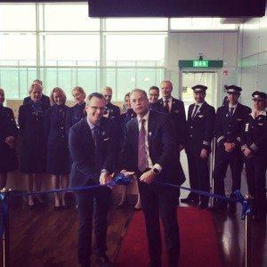 Den nye rute fra Stockholm til Los Angeles åbner.