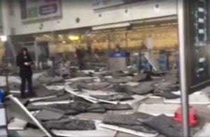 bombe i bruxelles lufthavn