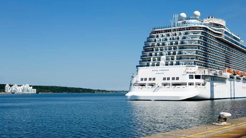 cruise aarhus