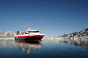 MS-Spitsbergen hurtigruten