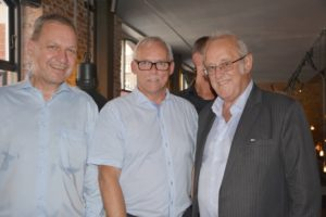 Direktør og ejer af Stand By Lars Thuesen, direktør Stig Thygesen og Villy Karup Rasmussen.