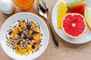 scandic morgenmad