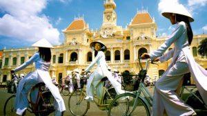 Ho Chi Minh City.