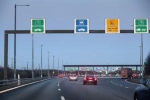Trafikken over Øresundsbron steg med 4,6% i januar-september. Foto: News Øresund – Johan Wessman.