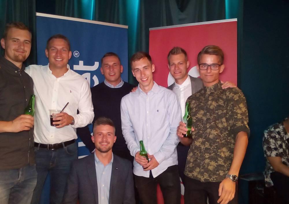 Avis & Budget Biludlejning teamet i og omkring Aarhus-området.