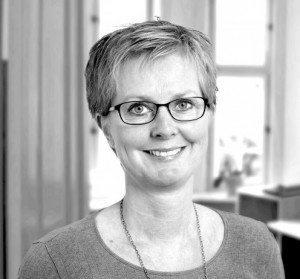 Kirsten Sandholm.