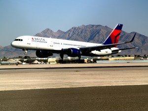 Boeing 757-200 Delta