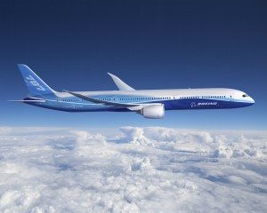 Boeing Working on Future 787 Models Including a 787-10