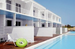 Sunwing Sandy Bay Beach på Cypern.