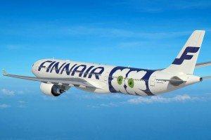 Finnair Airbus A330 Anniversary Unikko