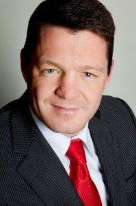 Pieter Elbers, nye koncernchef for KLM.
