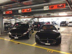 Maserati Sixt