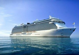 Regal Princess Exterior Image