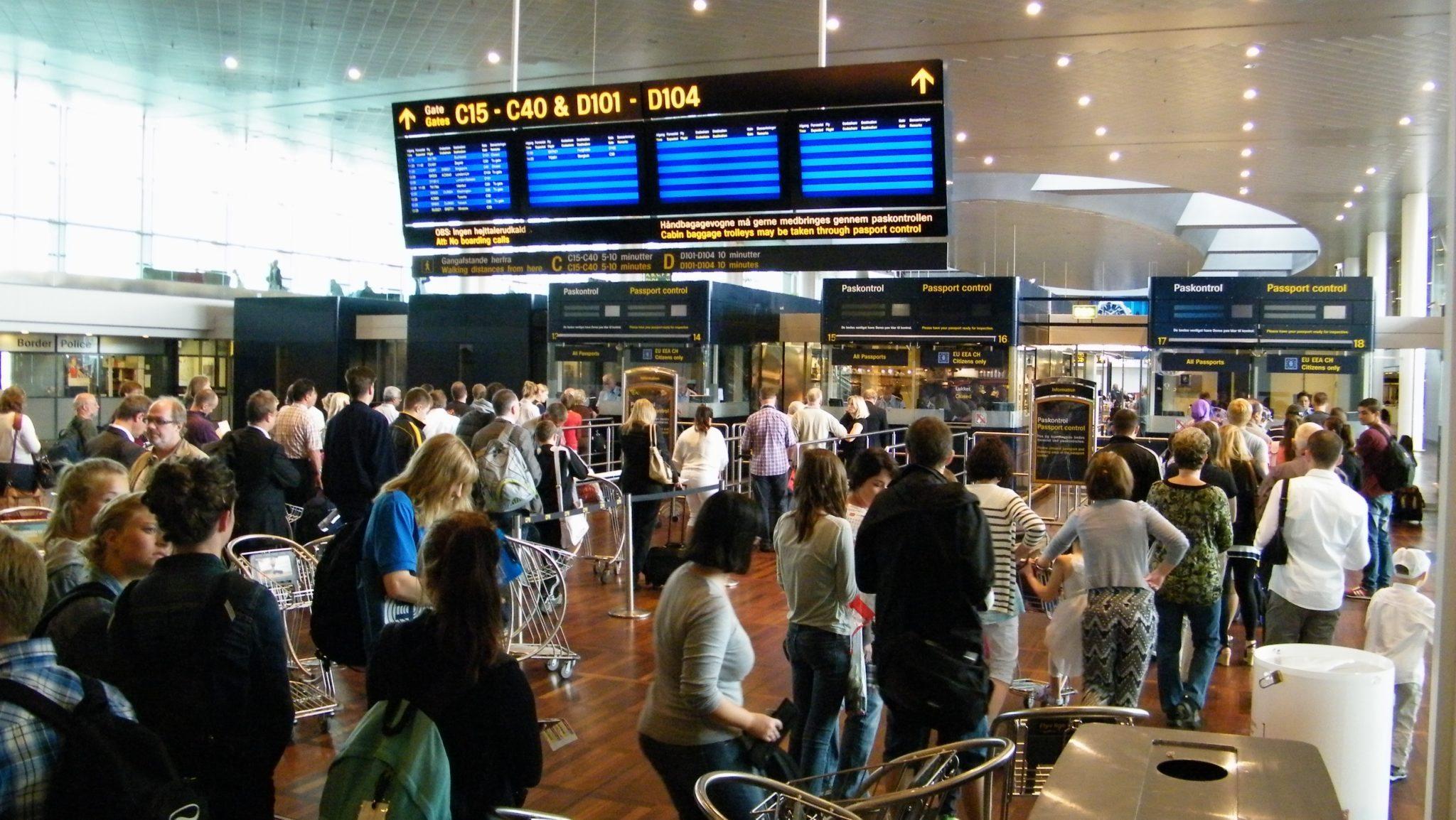 københavn lufthavnen