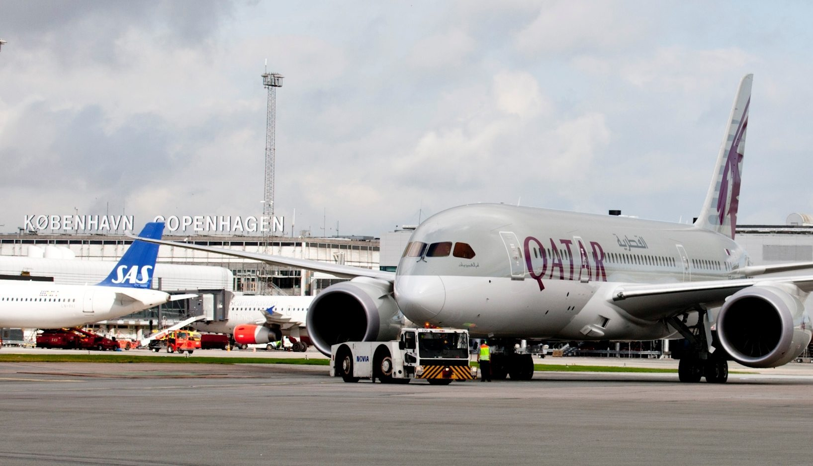 qatar airways danmark
