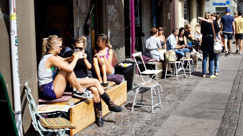 Danmark forventer i år at indtjene nyt rekordbeløb fra udenlandske turister. Foto: VisitDenmark.