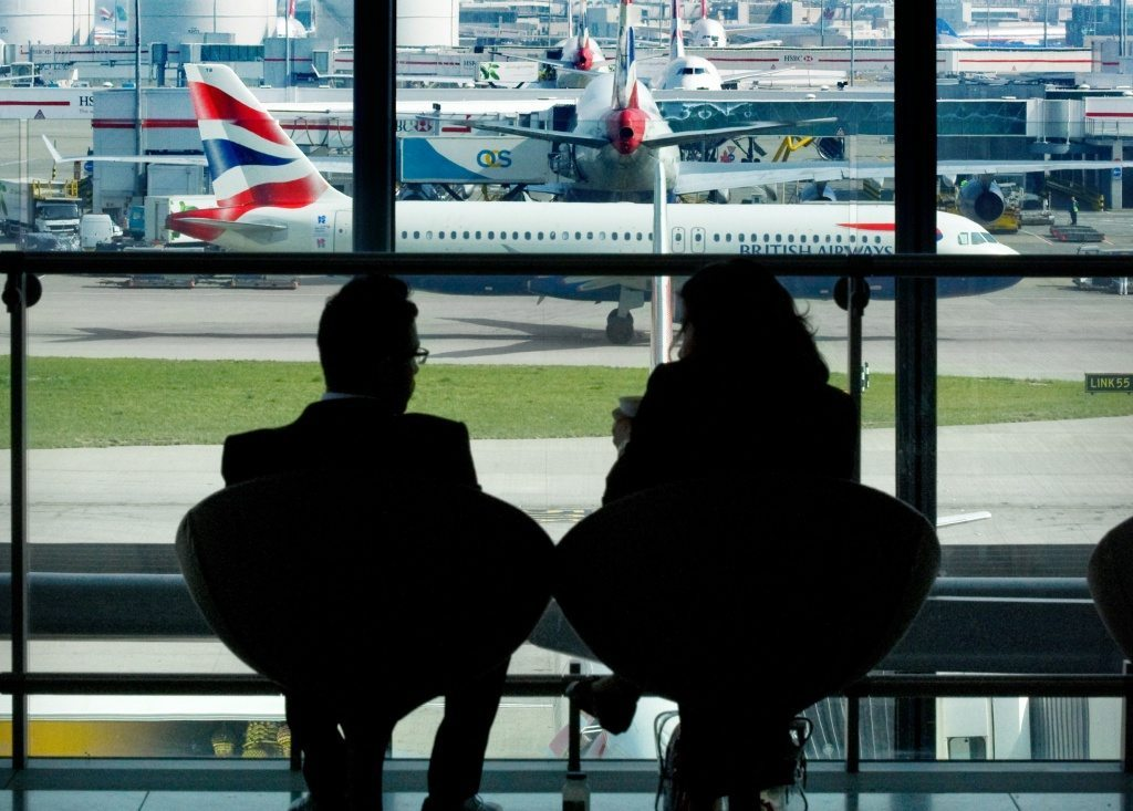 London Heathrow var også sidste år Europas største lufthavn.