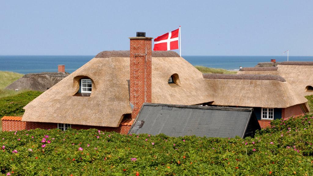 Over halvdelen af de udenlandske overnatninger i Danmark sker i feriehuse – men efterspørgslen stiger hurtigere end udbuddet af huse til udlejning. Arkivfoto.
