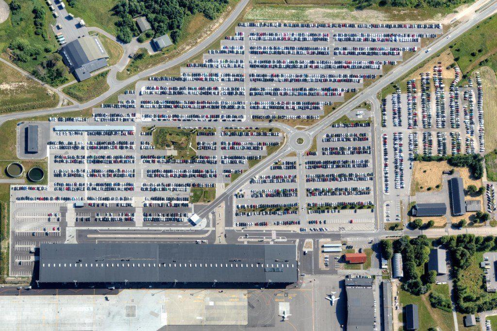 935a2a8c54b Flere gratis P-pladser i Aalborg Lufthavn