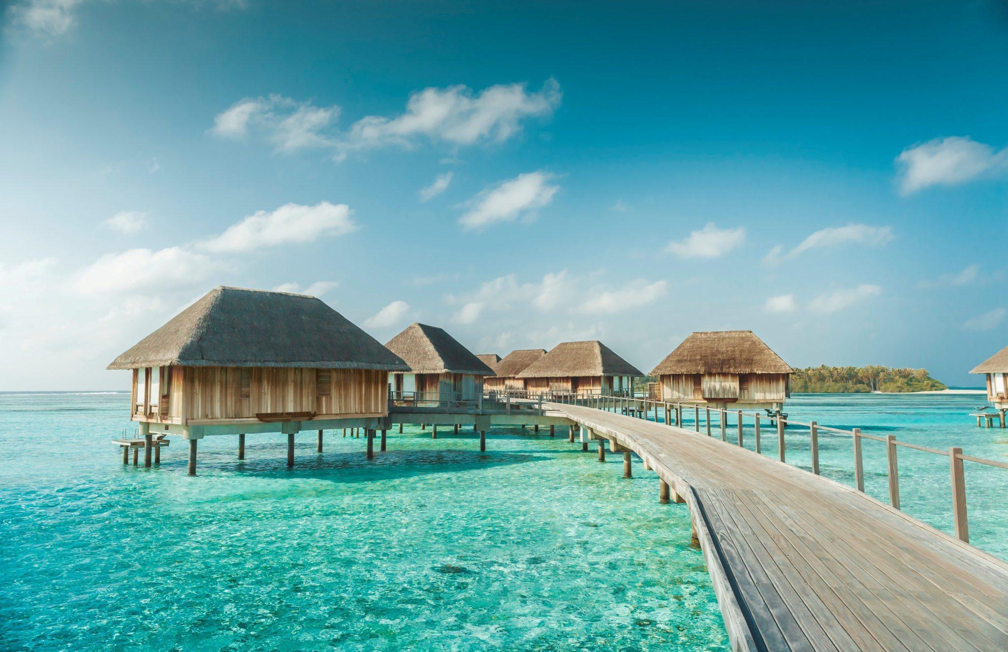 Maldiverne (Foto: Spies)