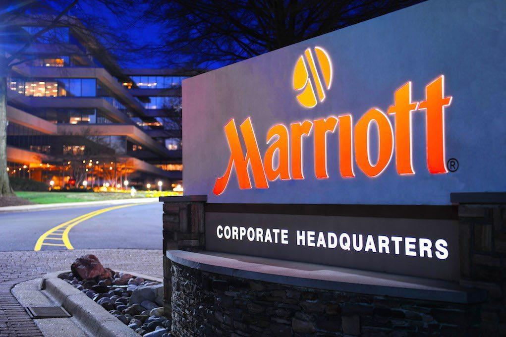 Marriott-koncernen vil gerne være større i Norden.