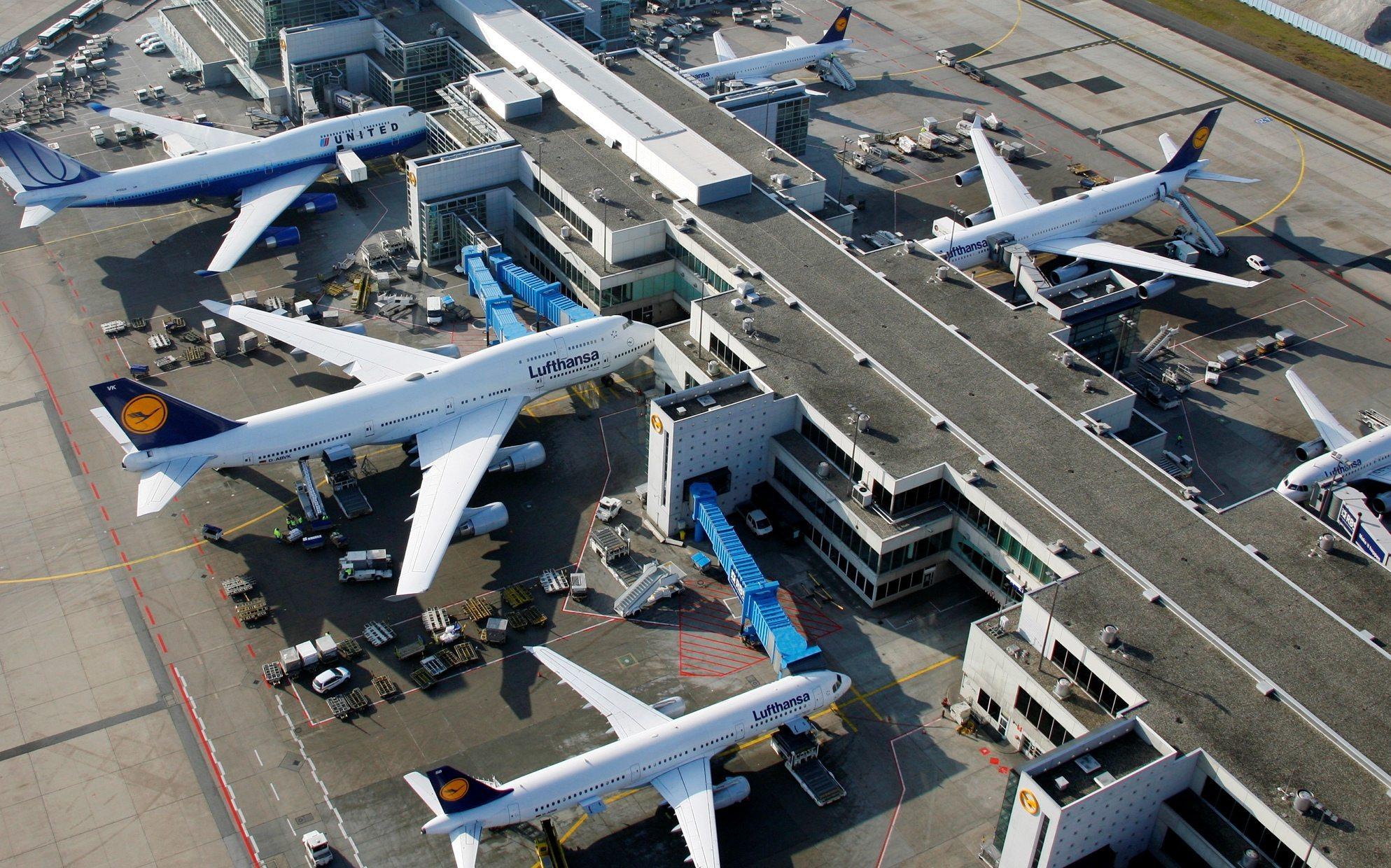 Lufthavnen i Frankfurt har denne sommersæson flest direkte ruter på verdensplan, i alt 297.