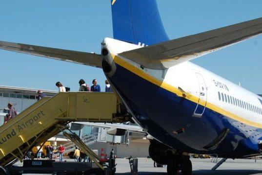Ryanair forudser priskrig