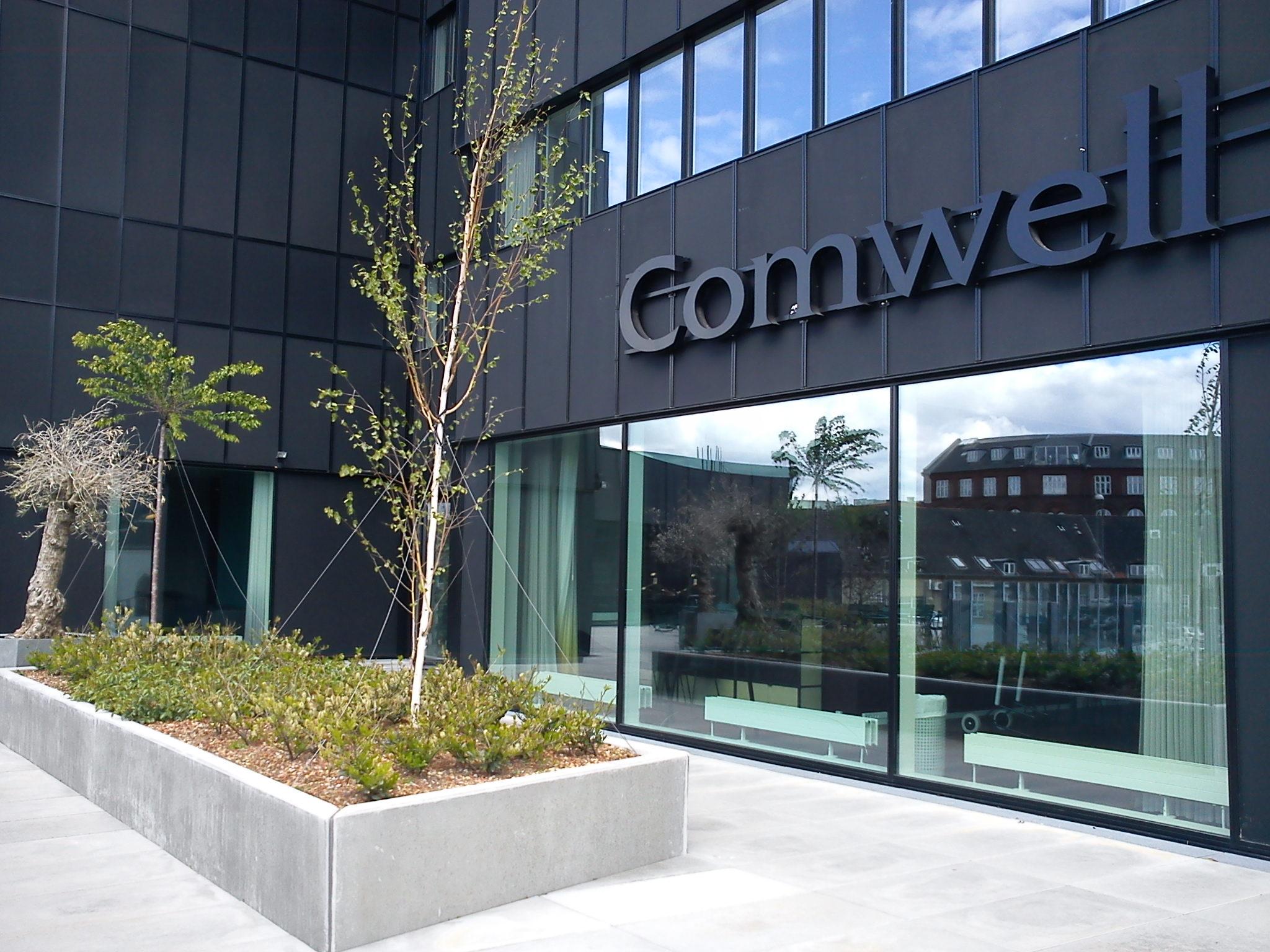 Comwell-hotellet i Aarhus skal udvides fra de nuværende 240 værelser med yderligere 198. I København får kæden i 2020 sit hidtil største hotel.