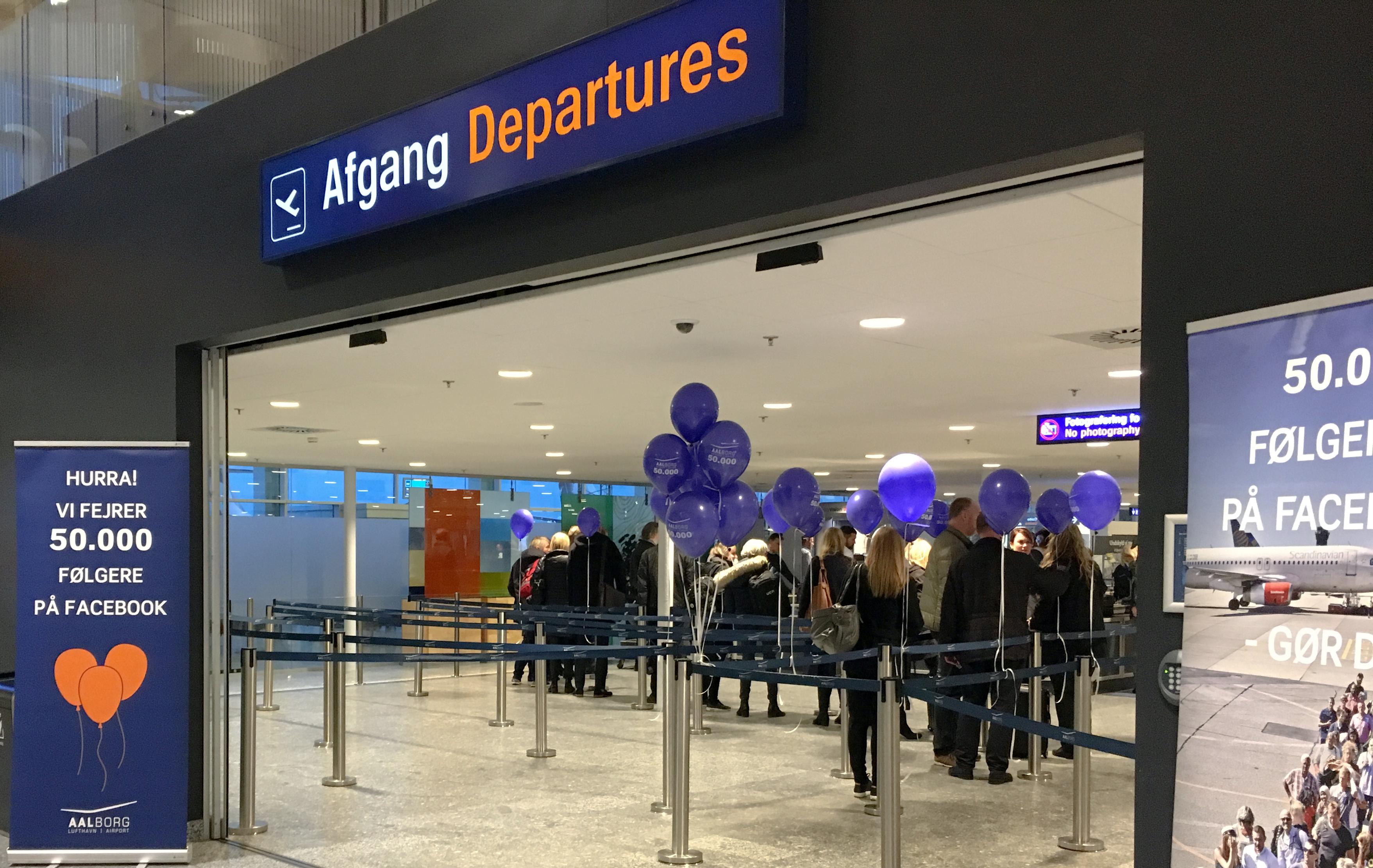 aalborg lufthavn afgange
