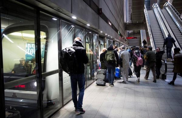 Flere tog og bedre plads i Københavns Metro. Foto: News Øresund.