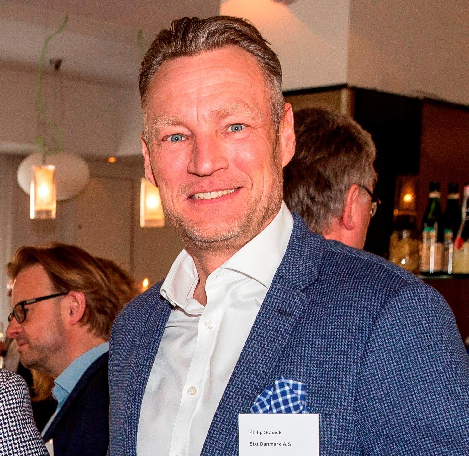Philip Schack skal som ny driftsdirektør blandt andet stå i spidsen for den operationelle integration af Europcar Danmark i Europcar International.