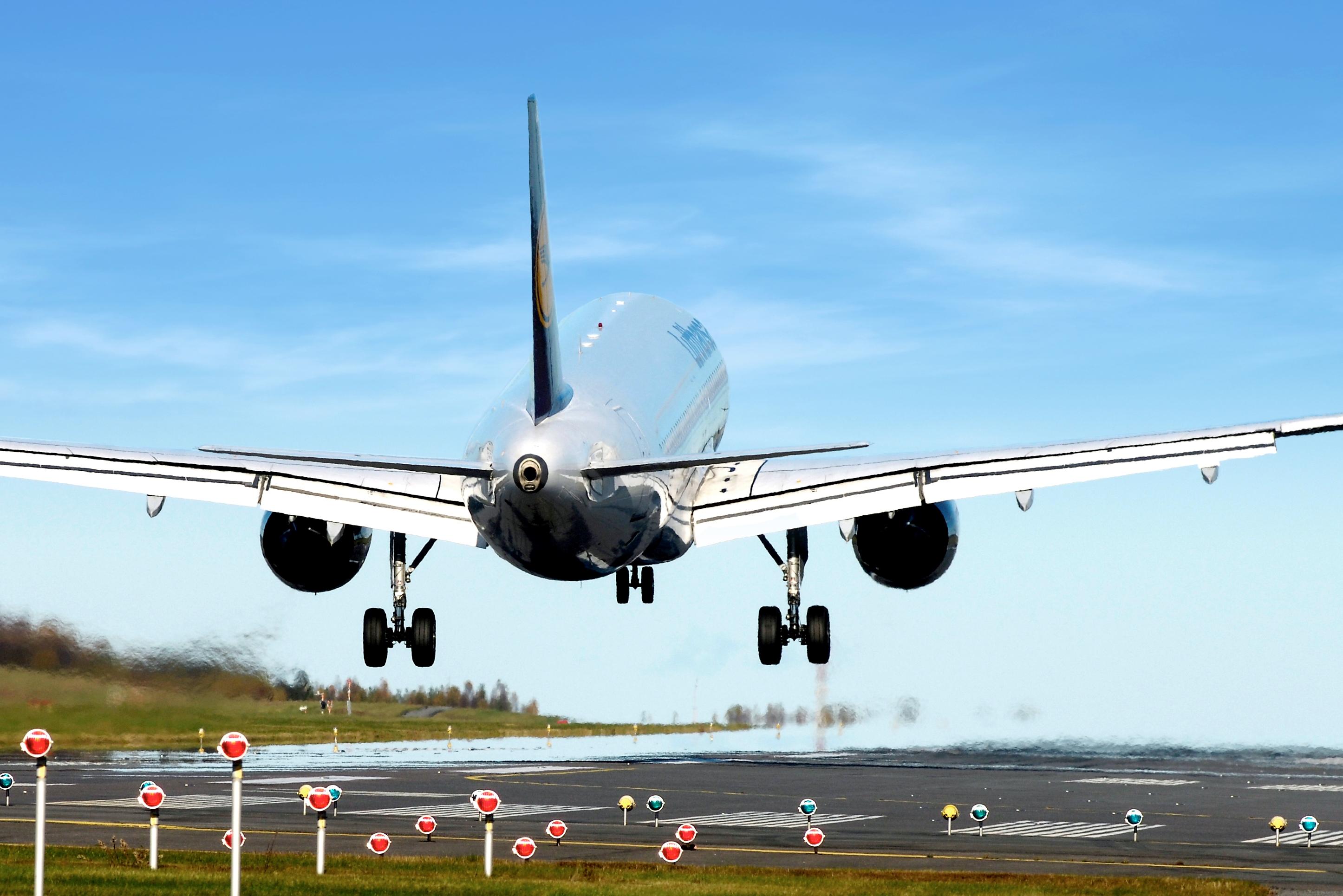 Danske rejsebureauer købte sidste år flybilletter hos IATA-flyselskaber for 10,9 milliarder kroner. Arkivfoto.