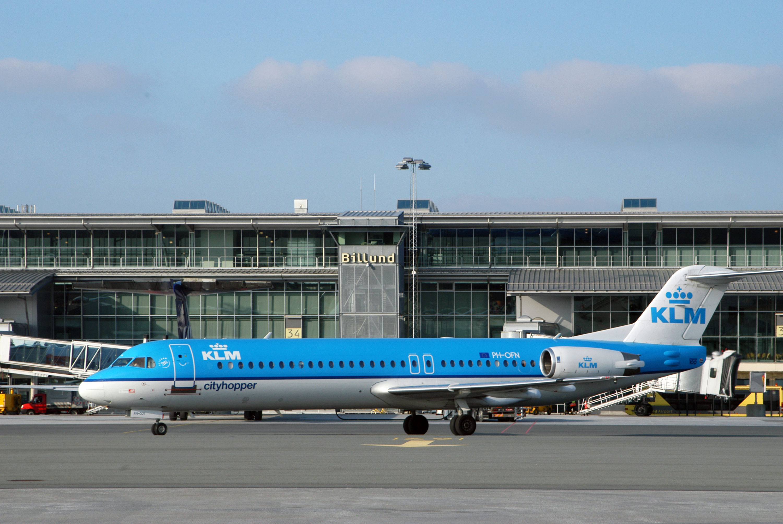 Billund Lufthavn havde sidste år passagervækst på over ni procent sammenlignet med 2016.