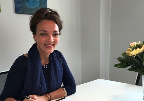 Katia Østergaard. Foto: Horesta.